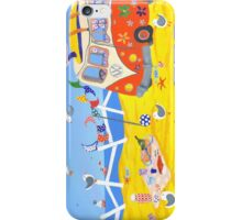 Campervan Summer Picnic iPhone Case/Skin