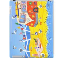 Campervan Summer Picnic iPad Case/Skin