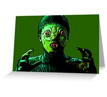 The Reptile Greeting Card