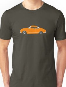 Orange Karmann Ghia Unisex T-Shirt