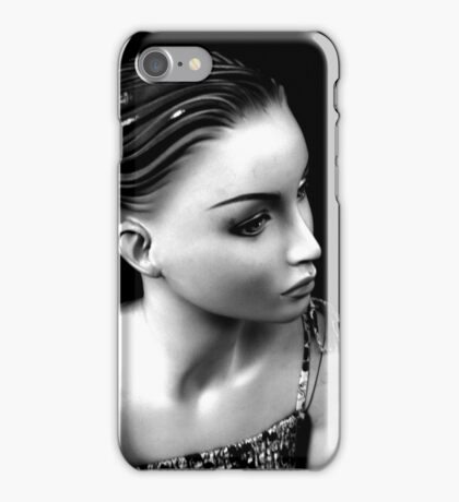 Dressed, Waiting iPhone Case/Skin