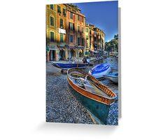 Portofino Greeting Card