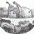 dot matrix- the fruit of the mind... by beastart