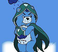 Grumpy Jace Bear by ianablakeman