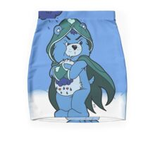 Grumpy Jace Bear Mini Skirt