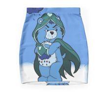 Grumpy Jace Bear Mini Skirt