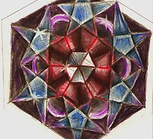 Fibonacci's sequence feat Perun's cult by Leptospyrra