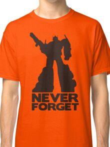 Optimus Prime Classic T-Shirt