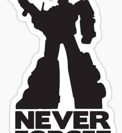 Optimus Prime Sticker
