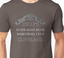 Delly's Australian Rules Unisex T-Shirt