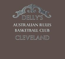 Delly's Australian Rules Unisex T-Shirt