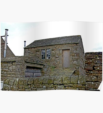 Stone Shed Poster