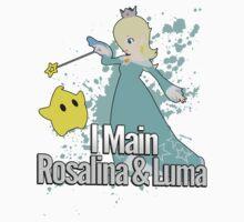 I Main Rosalina & Luma - Super Smash Bros. T-Shirt