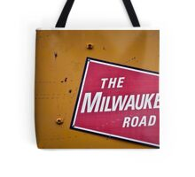 The Milwaukee Road Tote Bag