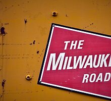 The Milwaukee Road by Eric Weiand