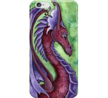 Magenta Dragon iPhone Case/Skin