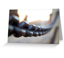 Focal Link Greeting Card