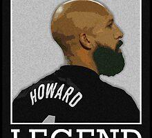 Tim Howard Legend by mijumi