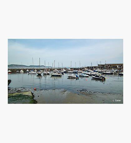 Lyme Regis Today Photographic Print