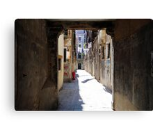 All About Italy. Venice 12 Canvas Print