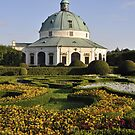Baroque Flower Garden, Kromeriz, Czech Republic  by Petr Svarc