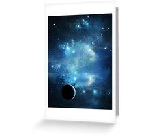 Star Language  Greeting Card