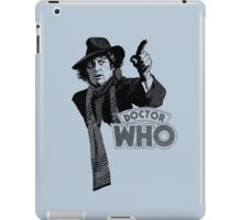 Vintage Time Travel iPad Case/Skin