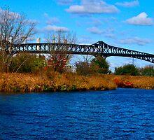 Cantilever Bridge by micpowell