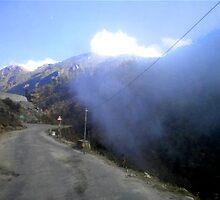 himalaya_fog by samudra