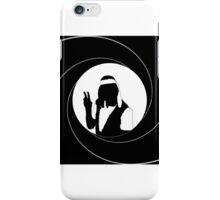 James Bond Hippy iPhone Case/Skin