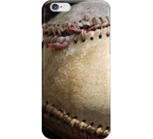The Final Pitch iPhone Case/Skin
