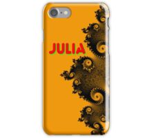 Julia Beautiful iPhone Case/Skin