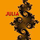 Julia Beautiful by tastypaper