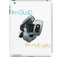 I'm GLaD - OS iPad Case/Skin