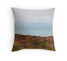 Dornoch Firth Throw Pillow