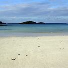 Iona Beach, Scotland by Mike Paget
