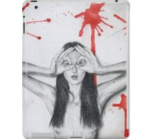 Period Goggles iPad Case/Skin