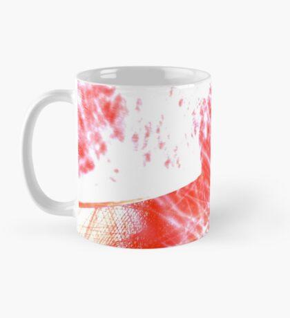 red lines noise Mug