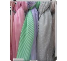 Neck and Neck and Neck iPad Case/Skin