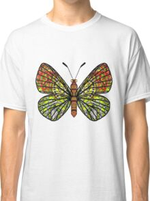 Butterfly T-Daisy (194 views) Classic T-Shirt