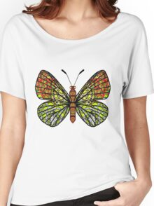 Butterfly T-Daisy (194 views) Women's Relaxed Fit T-Shirt