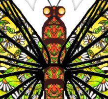 Butterfly T-Daisy (194 views) Sticker