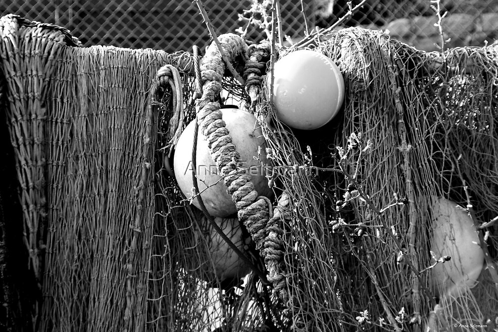 sea yarn by Anne Seltmann