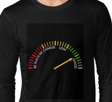 battery testing instrument Long Sleeve T-Shirt
