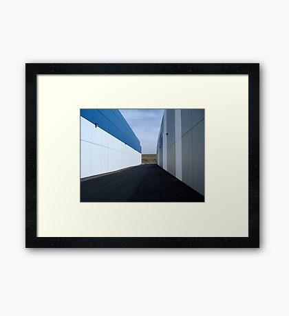 midland central Framed Print