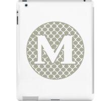 M Spontanious iPad Case/Skin
