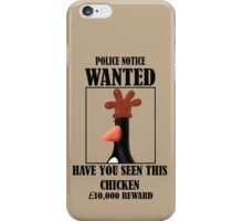 Have you seen this Chicken iPhone Case/Skin