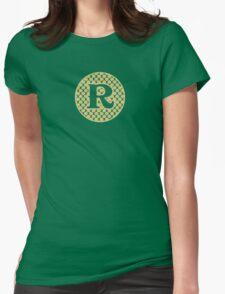 R Spontanious Womens Fitted T-Shirt