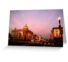 Georgetown, Washington DC 2 Greeting Card