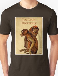 Marvelous Monkey Couple T-Shirt